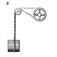 3, Pulleys with Right Angle Guides