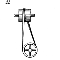 11, Right Angle Belt Transition